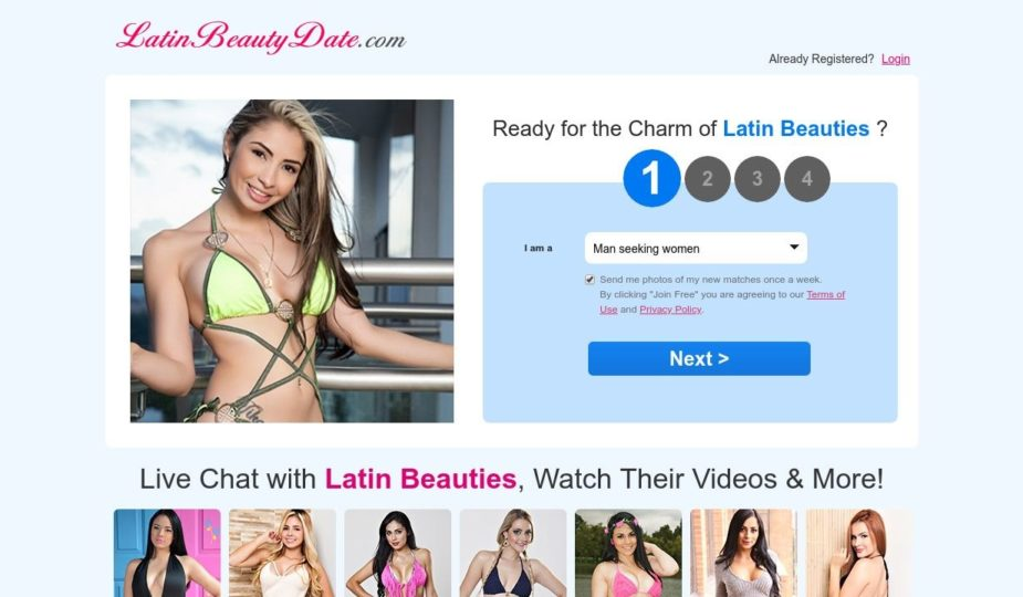 Latin Beauty Date Online Dating Post Thumbnail